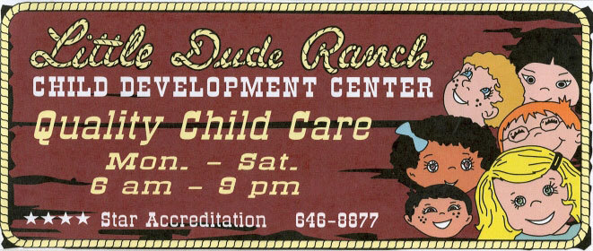 Brownwood Texas Child Care Center